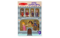 reasonable Melissa & Doug Wooden Flexible Figures - Royal Kingdom cheap competitive