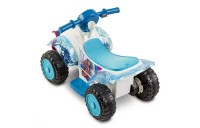 competitive Frozen 2 Kid Trax Sing and Ride Toddler 6V Quad - White reasonable cheap