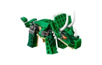 reasonable LEGO Creator Mighty Dinosaurs 31058 Build It Yourself Dinosaur Set, Pterodactyl, Triceratops, T Rex Toy competitive cheap