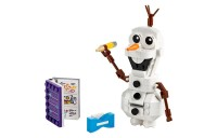 reasonable LEGO Disney Frozen 2 Olaf 41169 Olaf Snowman Toy Figure Building Kit 122pc cheap competitive