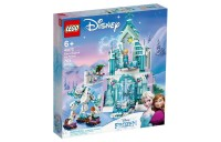 cheap LEGO Disney Princess Elsa's Magical Ice Palace 43172 Toy Castle Building Kit with Mini Dolls competitive reasonable
