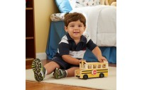 cheap Melissa & Doug School Bus Wooden Play Set With 7 Play Figures competitive reasonable