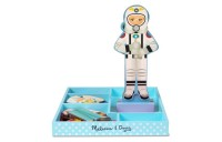 reasonable Melissa & Doug Julia Magnetic Dress-Up Wooden Doll Pretend Play Set (25+pc) cheap competitive
