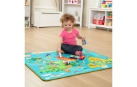 reasonable Melissa & Doug Round the World Travel Activity Rug cheap competitive