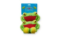 cheap Melissa & Doug Sunny Patch Froggy Toss and Grip Catching Game With 2 Balls competitive reasonable
