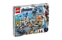 reasonable LEGO Marvel Avengers Compound Battle Collectibles Building Set with Superhero Minifigures 76131 cheap competitive