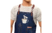 competitive Barbie Ken Career Barista Doll reasonable cheap