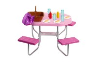 cheap Barbie Picnic Table Accessory competitive reasonable