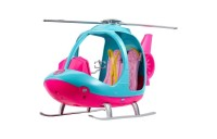 reasonable Barbie Travel Helicopter, toy vehicle playsets competitive cheap
