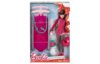 cheap Barbie Sisters' Sledding Fun and Doll Playset reasonable competitive