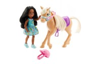 competitive Barbie Club Chelsea Doll & Pony reasonable cheap