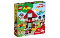 competitive LEGO DUPLO Disney Mickey's Vacation House 10889 Toddler Building Set with Minnie Mouse reasonable cheap