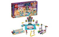 competitive LEGO Friends Stephanie's Gymnastics Show 41372 Building Set with Gymnastics Toys 241pc cheap reasonable
