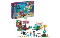 cheap LEGO Friends Dolphins Rescue Mission 41378 Sea Life Building Kit with Toy Submarine and Sea Creatures reasonable competitive