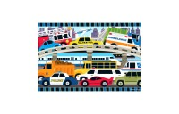 cheap Melissa And Doug Traffic Jam Jumbo Floor Puzzle 24pc competitive reasonable