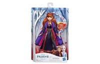 competitive Disney Frozen 2 Singing Anna Fashion Doll with Music Wearing a Purple Dress cheap reasonable