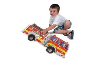 reasonable Melissa And Doug Fire Truck Jumbo Floor Puzzle 24pc competitive cheap