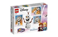 cheap LEGO Disney Frozen 2 Olaf 41169 Olaf Snowman Toy Figure Building Kit 122pc competitive reasonable