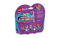 cheap LEGO Friends Stephanie's Summer Heart Box 41386 Portable Toy Building Set, Stephanie Mini Doll 95pc competitive reasonable