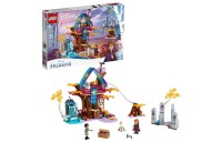 cheap LEGO Disney Princess Frozen 2 Enchanted Treehouse 41164 Toy Treehouse Building Kit for Pretend Play reasonable competitive