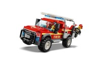 cheap LEGO City Fire Chief Response Truck 60231 Building Set with Toy Firetruck and Ladder 201pc reasonable competitive