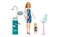 reasonable Barbie Dentist Doll & Playset - Blonde competitive cheap