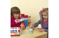 competitive Melissa & Doug Scoop and Stack Ice Cream Cone Magnetic Pretend Play Set reasonable cheap