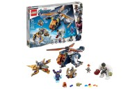 cheap LEGO Super Heroes Marvel Avengers Hulk Helicopter Rescue 76144 reasonable competitive