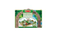 reasonable Melissa & Doug Take-Along Railroad 17pc cheap competitive