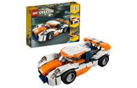 cheap LEGO Creator Sunset Track Racer 31089 reasonable competitive