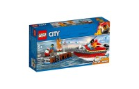 reasonable LEGO City Dock Side Fire 60213 cheap competitive