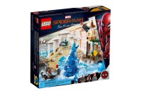 reasonable LEGO Super Heroes Marvel Spider-Man Hydro-Man Attack 76129 cheap competitive