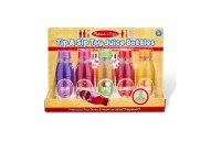 competitive Melissa & Doug Tip & Sip Toy Juice Bottles and Activity Card (6pc) cheap reasonable