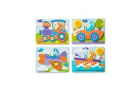 reasonable Melissa & Doug First Play 6pc Jigsaw Puzzle Set Vehicles cheap competitive