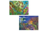 reasonable Melissa And Doug Bugs And Dinosaurs Puzzles 120pc cheap competitive