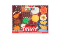 cheap Melissa & Doug Food Fun Combine & Dine Dinners - Red competitive reasonable