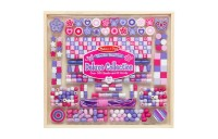 competitive Melissa & Doug Deluxe Collection Wooden Bead Set With 340+ Beads for Jewelry-Making reasonable cheap