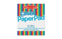 reasonable Melissa & Doug Easel Pad (17 x 20 inches) - 50 Sheets, 2-Pack cheap competitive