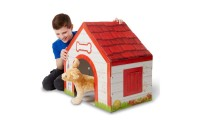 competitive Melissa & Doug Doghouse Plush Pet Playhouse reasonable cheap