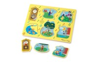 competitive Melissa & Doug Nursery Rhymes 1 - Sound Puzzle 6pc reasonable cheap