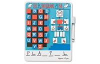 cheap Melissa & Doug Flip to Win Set - Memory Game and Hangman reasonable competitive