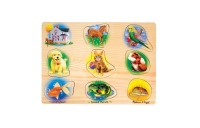 cheap Melissa & Doug Assorted Pets Sound Puzzle Set - 9pc competitive reasonable