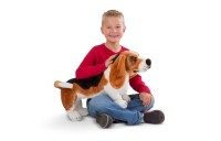 reasonable Melissa & Doug Giant Basset Hound cheap competitive