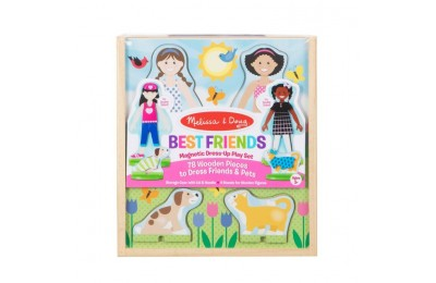 reasonable Melissa & Doug Best Friends Dress Up competitive cheap