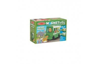 cheap Melissa & Doug Magnetivity - Safari Rescue reasonable competitive