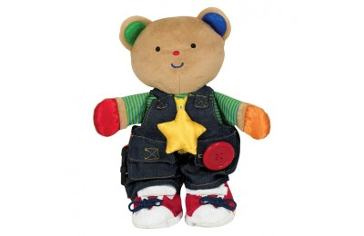 competitive Melissa & Doug K's Kids - Teddy Wear Stuffed Bear Educational Toy reasonable cheap