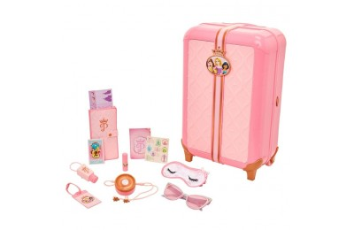 competitive Disney Princess Style Collection Play Suitcase Travel Set cheap reasonable