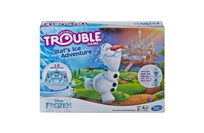 cheap Trouble Disney Frozen Olaf's Ice Adventure Game competitive reasonable