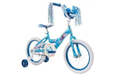 "competitive Huffy Disney Frozen 2 16"" Bike - Blue, Girl's cheap reasonable"