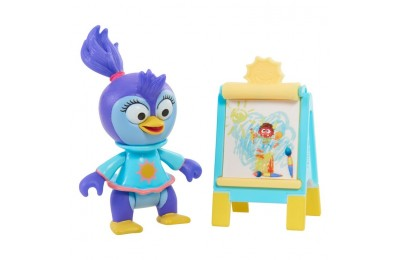 competitive Disney Junior Muppet Babies Poseable Summer Penguin cheap reasonable